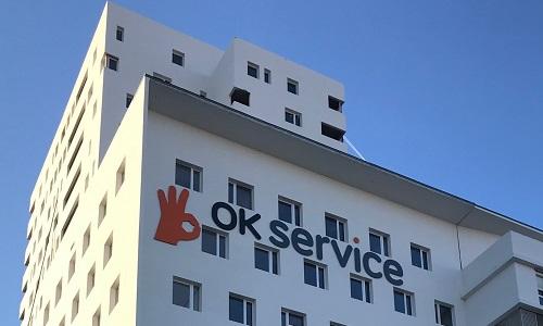 OK Service une marque du groupe ViaSphere